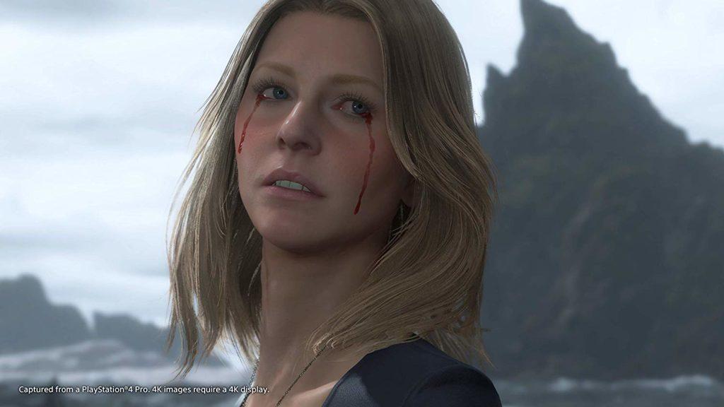 ゲーム内のキャラクター