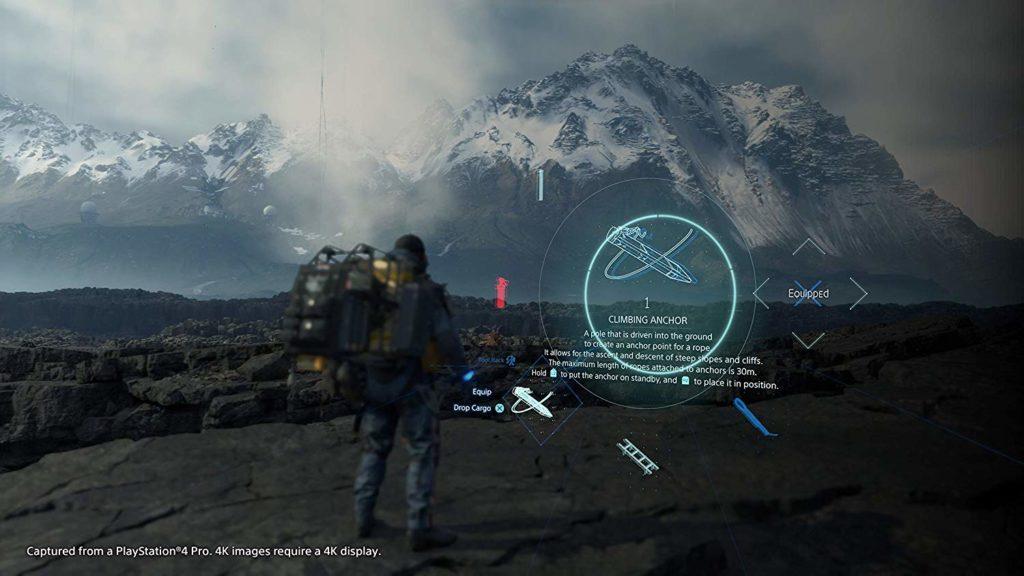 ゲーム内の風景