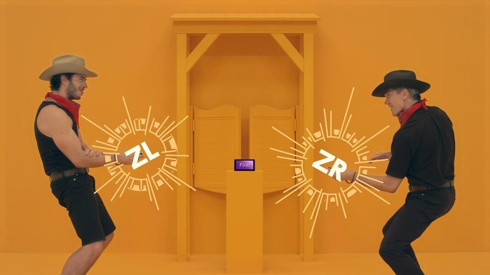 ワンツースイッチのゲーム画面