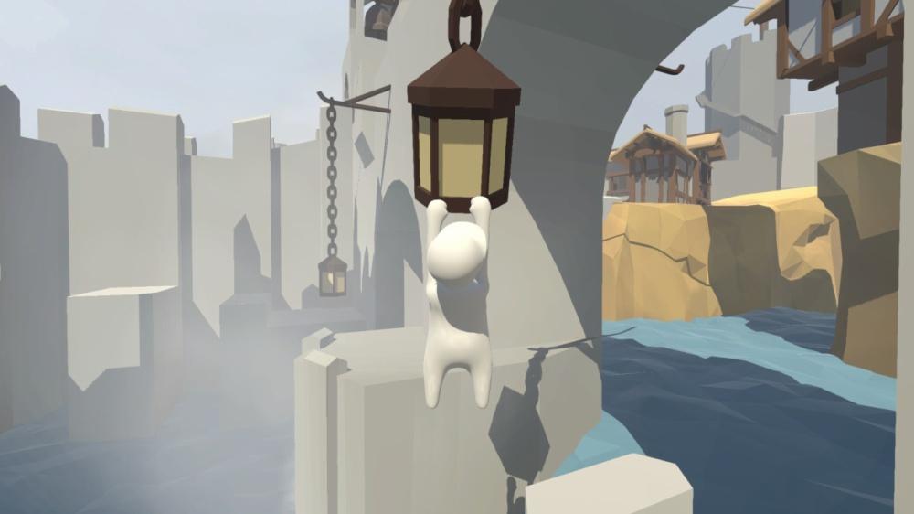 ヒューマン フォール フラットのゲーム画面