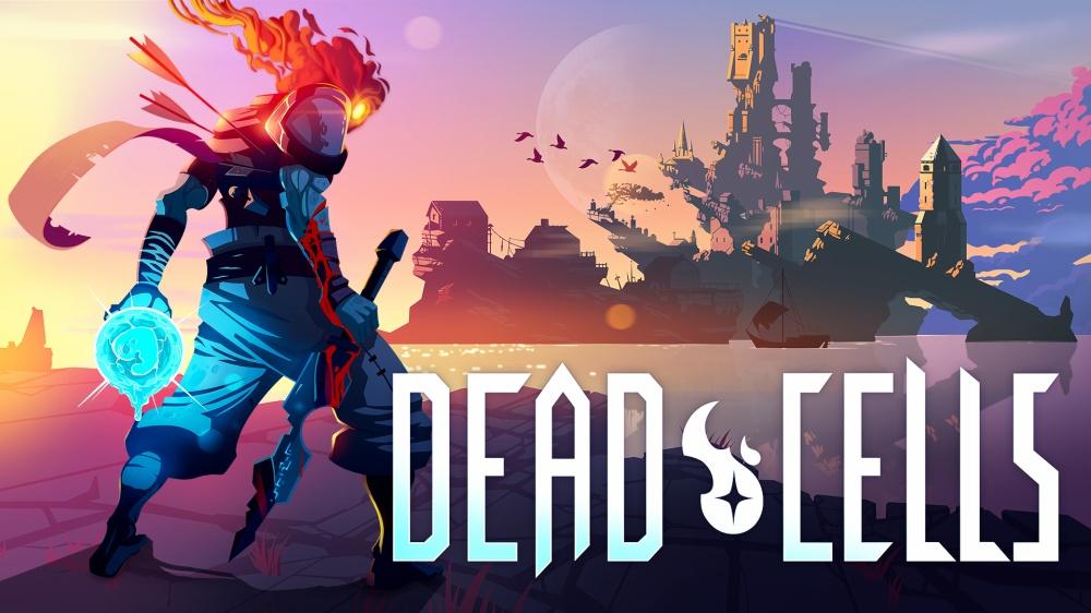 Dead Cellsのタイトル画面