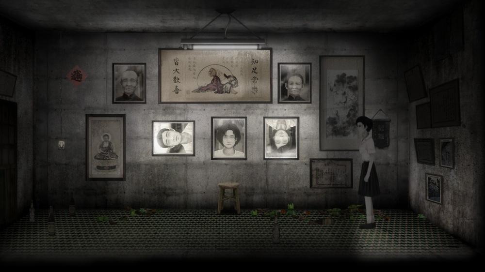 返校 -Detention-のゲーム画面