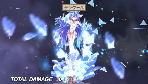 魔界戦記ディスガイアのゲーム画面