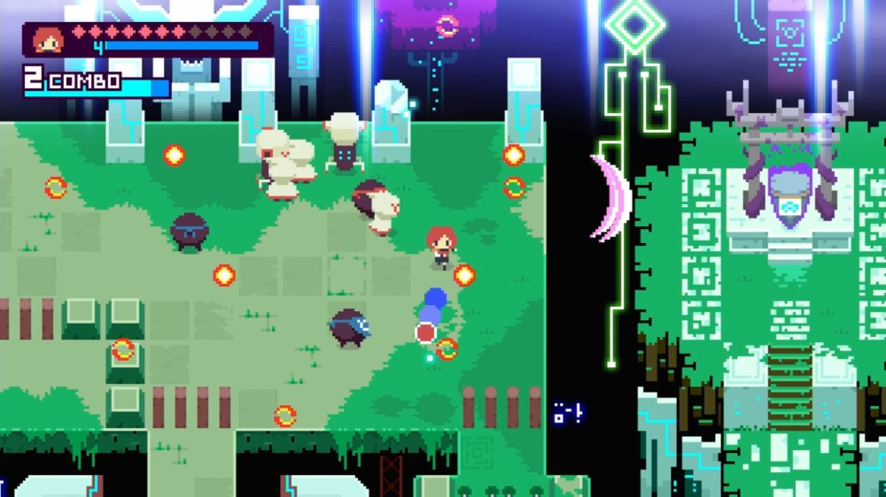 神巫女 -カミコ-のゲーム画面