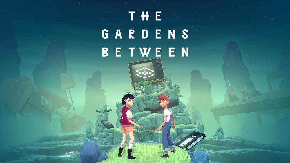 The Gardens Betweenのタイトル画面