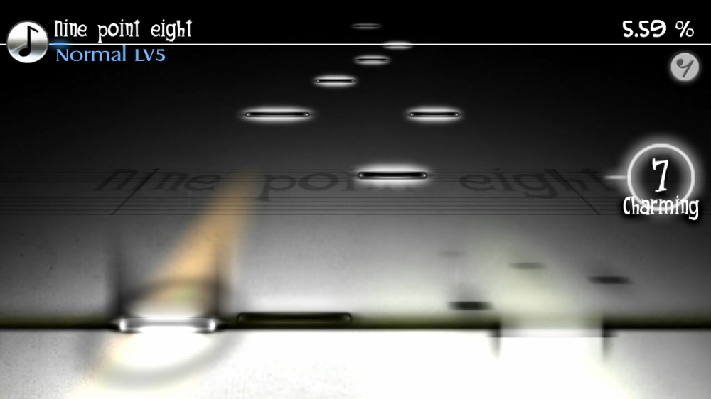 DEEMOのゲーム画面
