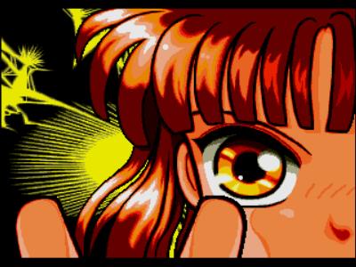 ぷよぷよ通 決定版のゲーム画面