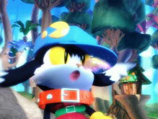風のクロノアのゲーム画面