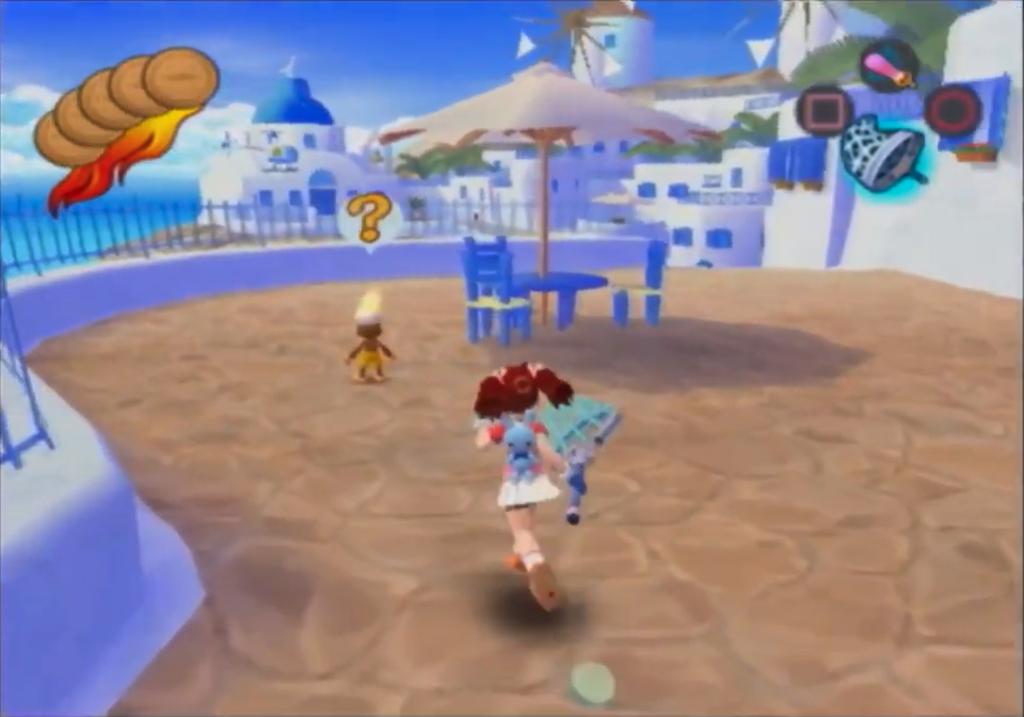 サルゲッチュ3のゲーム画面