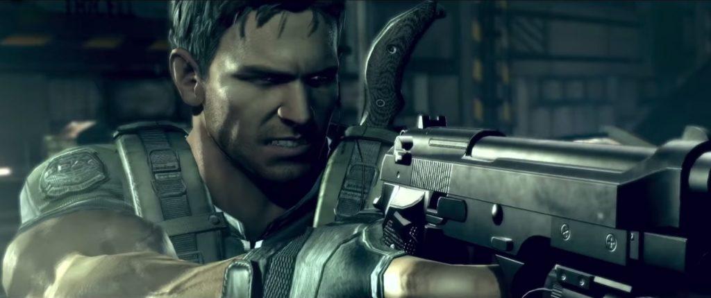 バイオハザード トリプル パック3のゲーム画面