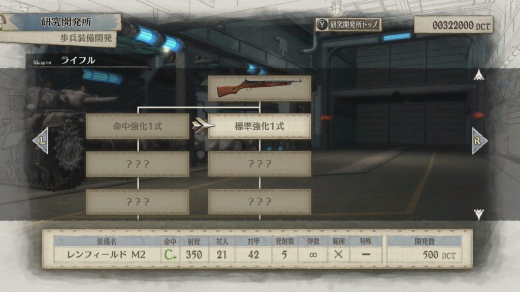戦場のヴァルキュリア4のゲーム画面