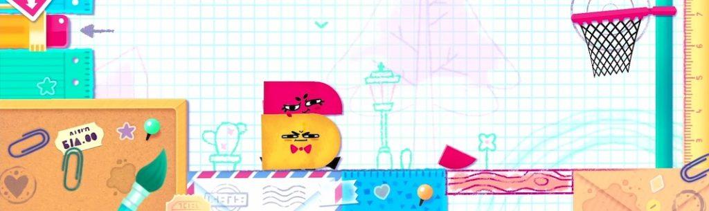 いっしょにチョキッと スニッパーズ プラスのゲーム画面