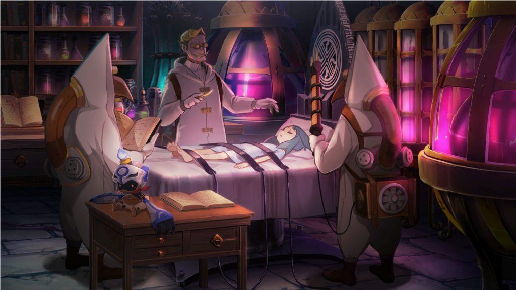 魔女と百騎兵2のゲーム画面