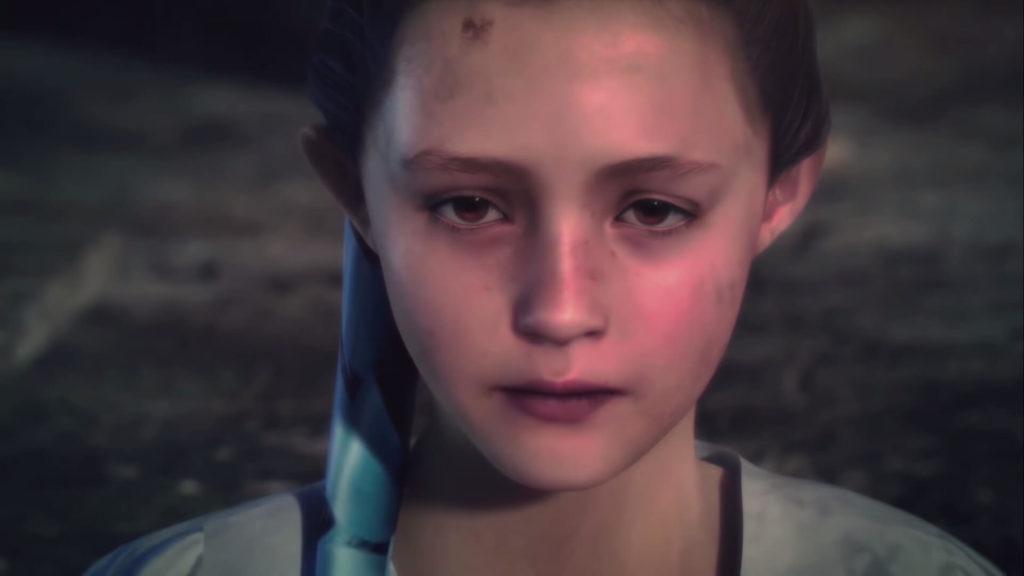 バイオハザード リベレーションズ2のゲーム画面
