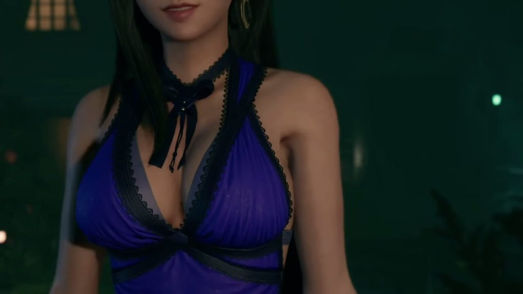 ティファ ドレス