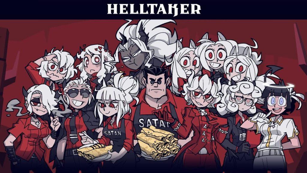 Helltaker(ヘルテイカー )