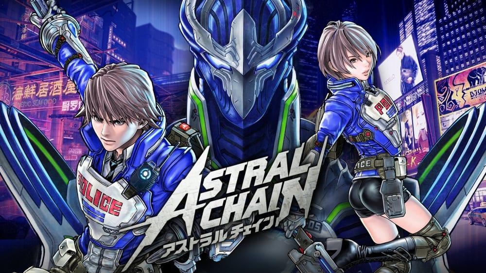 ASTRAL CHAIN(アストラル チェイン)