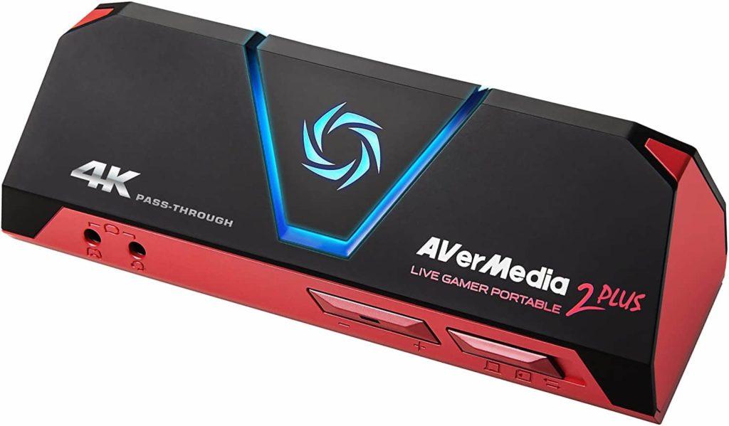 AVerMedia Live Gamer Portable 2 PLUS「AVT-C878 PLUS」