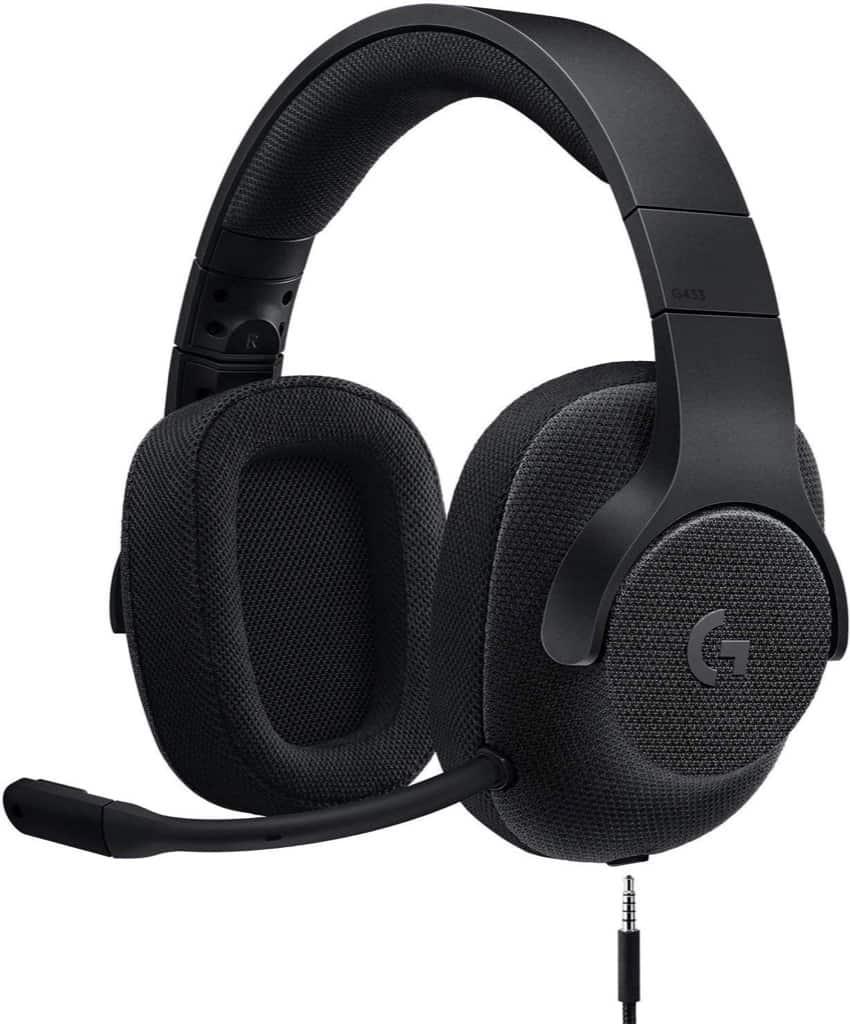 Logicool G G433