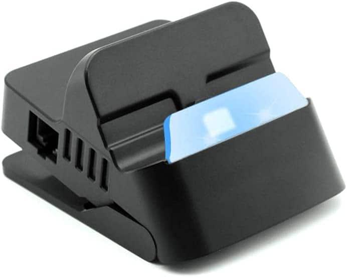 Lumiere スイッチ ドックスタンド 角度調整可能