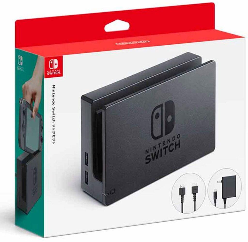 任天堂純正品 Nintendo Switch ドックセット
