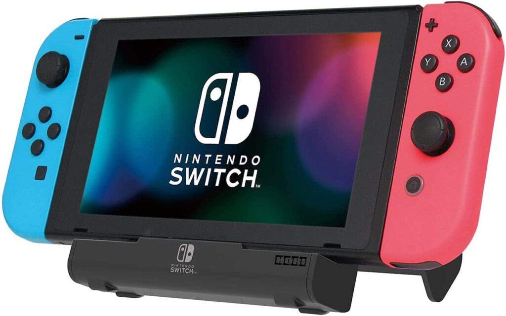 ホリ ポータブルUSBハブスタンド for Nintendo Switch