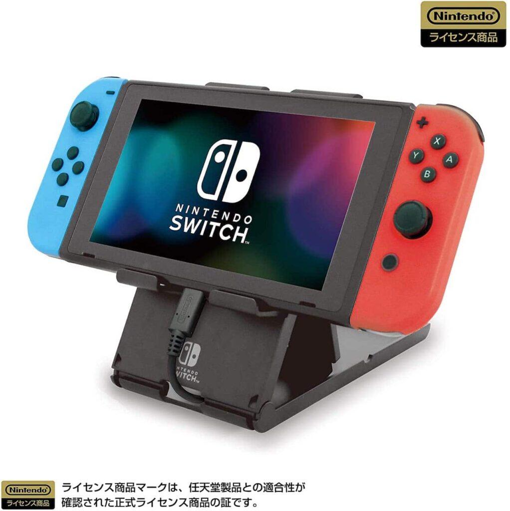 ホリ NEWプレイスタンド for Nintendo Switch