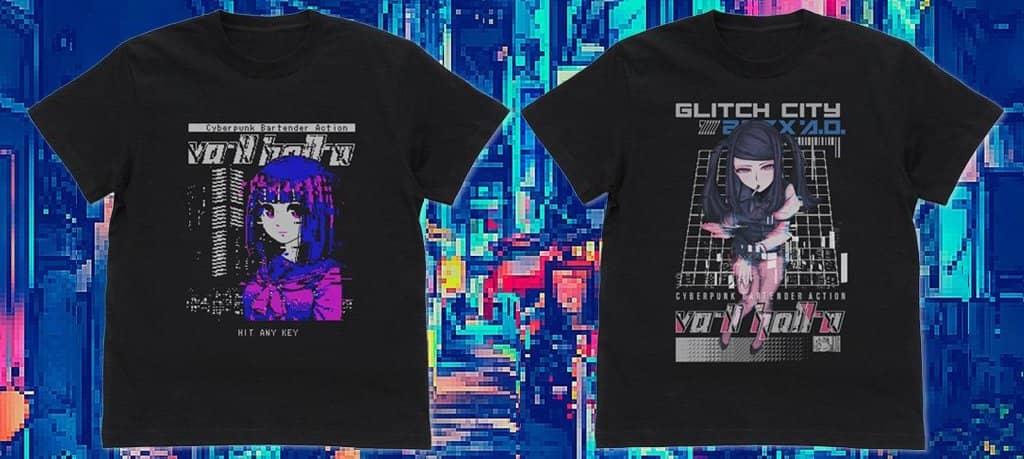 ゲームTシャツ・アパレル用品