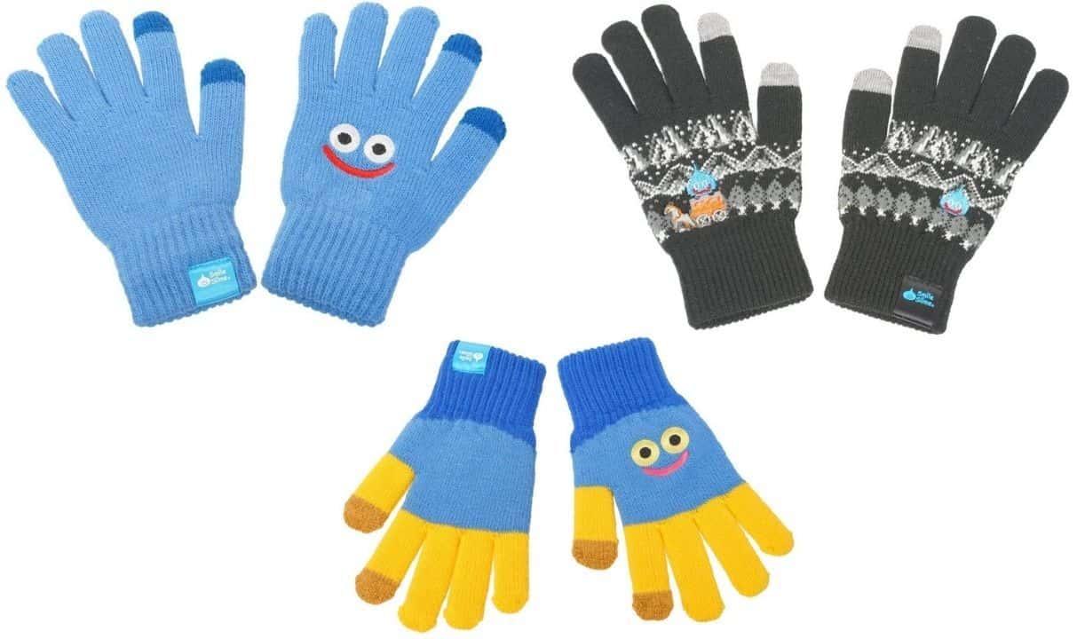 ドラクエグッズ:スマホ手袋