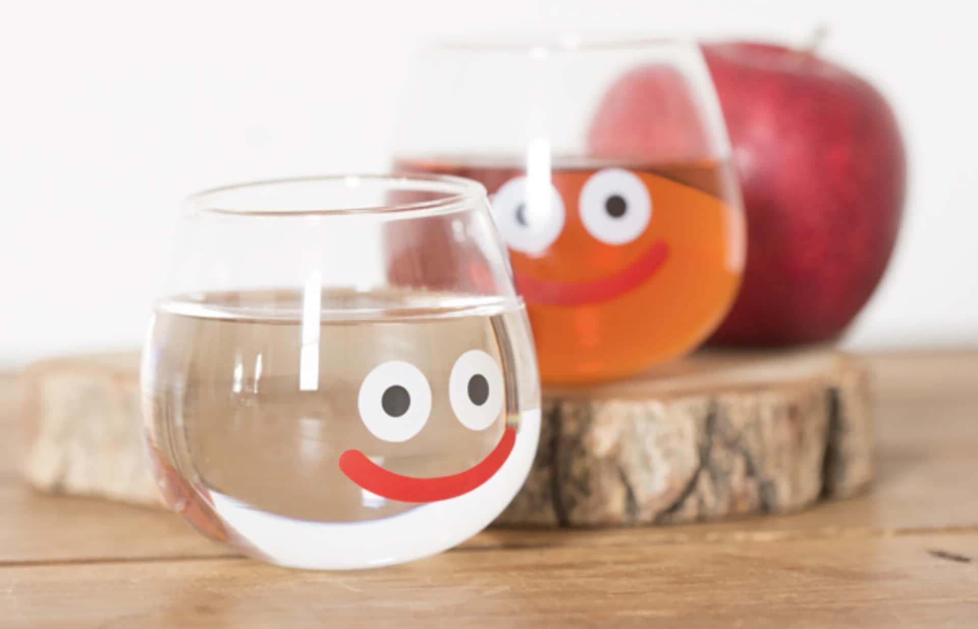ドラクエグッズ:ゆらゆらグラス