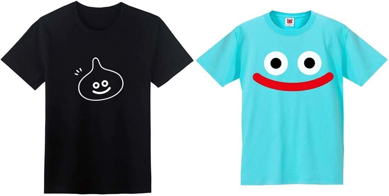 ドラクエグッズ:Tシャツ スライム